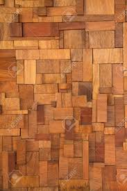 wood pieces for walls walls wooden parts bring together pieces stock photo