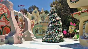 Universal Studios Christmas Ornaments - universal studios hollywood attractions and tips