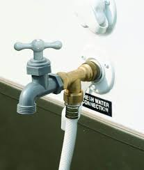 provide your rv with an extra outside water faucet rv travel