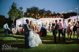outdoor wedding lighting friday fab find the soft lights a affair
