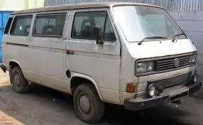 vw volkswagen van my td to tdi vw van 1990 model team bhp