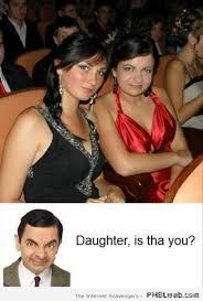 Daughter Meme - 22 mr bean daughter meme pmslweb