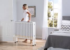 Delta Portable Mini Crib Portable Folding Crib With Mattress Delta Children