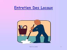 protocole nettoyage bureau entretien des locaux v k c c ppt télécharger