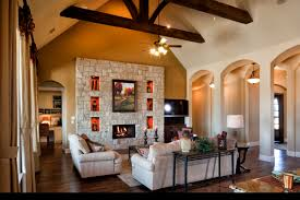 living room terrific ideas for family room decoration using stone