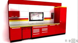 accessories picturesque premium neos metal garage cabinets envy