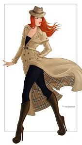 how to draw burberry plaid i draw fashion