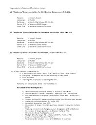 Import Export Resume Sample by Trendy Design Ideas Pl Sql Developer Resume 6 Sample Resume For