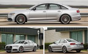 audi size audi a6 reviews audi a6 price photos and specs car and driver