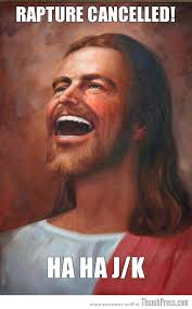 Funny Jesus Meme - happy jesus saves let happy jesus meme point out the funny you missed
