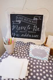 Simple Baby Shower Ideas by Best 25 Baby Boy Shower Decorations Ideas On Pinterest Baby