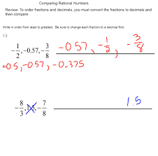 2 7 rational numbers rational number a number that can be written
