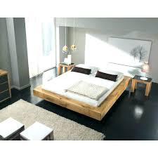 discount chambre a coucher chambre bois massif contemporain lit simple bois massif lit bois