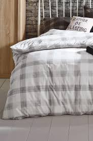 Shop Bedding Sets Buy Sketched Check 2 Pack Bed Set From The Next Uk Shop