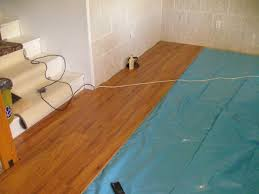 Can You Glue Laminate Flooring Together How To Install Laminate Flooring Part 1 Tricia U0027s Ball Of Yarn