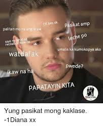 Ikaw Na Meme - ok bes ok pasikat palitan mo na ang araw lahat ng recitation