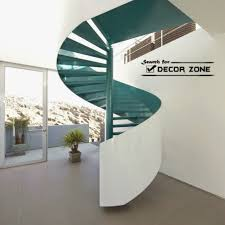 Designing Stairs 8 Modern Spiral Stairs Design Ideas For Small Home