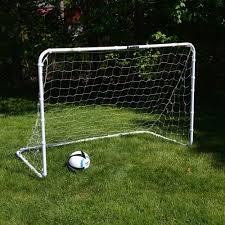 Soccer Net For Backyard by Franklin Sports Competition Soccer Goal Walmart Com