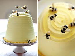 bumble bee cake toppers bee baby shower by baby ideas neutral theme