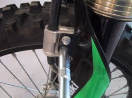 how to change fork seals and bushings pt 1 kx250f thumpertalk