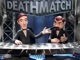 celebrity deathmatch returning to mtv bossip