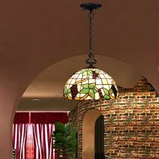 Country Style Pendant Lights E27 Bulb Base Downlight Country Style Pendant Lights
