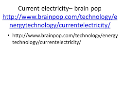 http www current electricity static and current what is happening in these