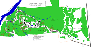 worth ranch campsites and information longhorn council home of