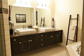 bathroom cabinets how to decorate a bathroom mirror oversized