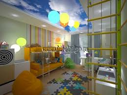 tropical colors for home interior tropical island style apartment project yellow orange green