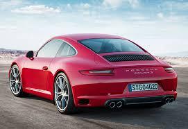 porsche 911 weight by year 2016 porsche 911 s 991 specifications photo price