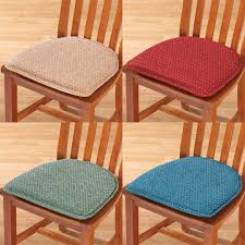 Gripper Chair Pads Raindrop Chair Pad Slip Resistant Chair Pad Miles Kimball