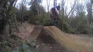 kuoni dirt jumps youtube