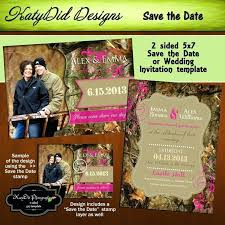 camouflage wedding invitations idea camo wedding invitations templates for winter wedding