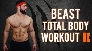 7 minute no gym total body beast home workout part 2 total