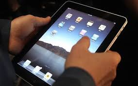 Technology For Blind People Apple Ipad Is U0027great Gadget U0027 For Blind People Telegraph