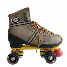 roller skates with flashing lights solid cowhells wheel cow leather quad roller skates with flashing