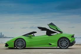 Lamborghini Huracan Green - lamborghini huracan spyder review 2015 parkers