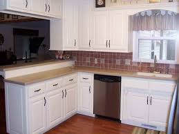 gray backsplash white cabinets 2017 design ideas of backsplash