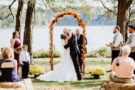 wedding arch nashville caitlin joshua state park nashville luxury