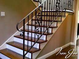 wrought iron railings san francisco bay area