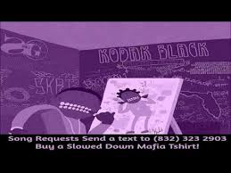 07 kodak black patty cake screwed slowed down mafia youtube