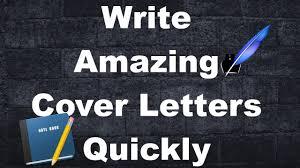 standard job application cover letter cover letter for job application youtube