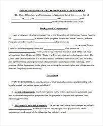 agreement form examples efficiencyexperts us