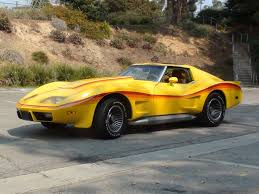 ebay corvette parts corvettes on ebay 1975 eckler s can am wide corvette