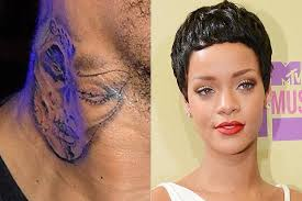 chris brown gets it in the neck over rihanna looking tattoo u2013 the sun