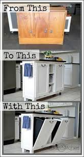 cheap kitchen furniture cabinet transformed into a kitchen island cheap kitchen islands