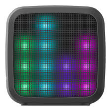 Party Speakers With Lights Jam Trance Mini Wireless Speaker Jam Audio
