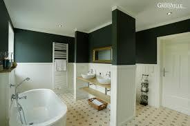 badezimmer paneele holzhaus mit exklusivem badezimmer greenville