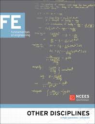 other disciplines fe sample questions and solutions ncees